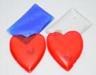 4er Set Taschenwärmer Handwärmer wiederverwendbar in verschiedenen Farben und Formen