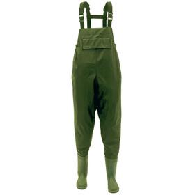 Behr Nylon PVC Wathosen mit Profilsohle für Frauen und Jugendliche in Größe 35-38