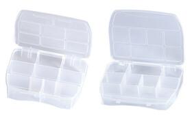 Kleinteilebox von Behr mit 8 Fächern für...