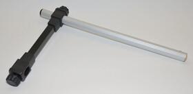 Behr Allround-Arm zweiteilig mit Aluminiumstab und...