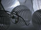 Solar LED Lichterkette mit Mini-Lampions