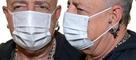 5er Packung Einwegmaske Gesichtsmaske für Frauen und...