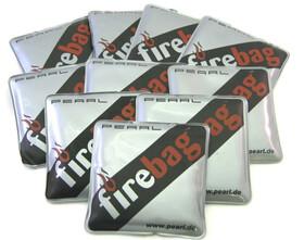 10x Taschenwärmer FireBag Handwärmer für...