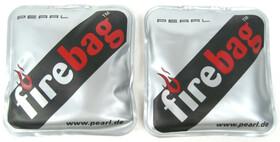 2x Taschenwärmer FireBag Handwärmer für...