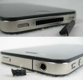 Staubschutz für iPhone/iPod für...