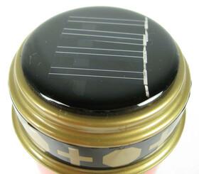 Solar LED-Grablicht mit Dämmerungssensor