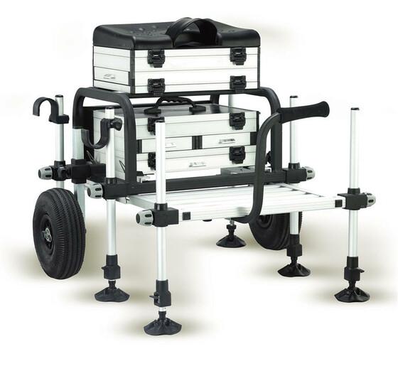 Behr Aluminium Sitzkiepe Trendex Lago 2