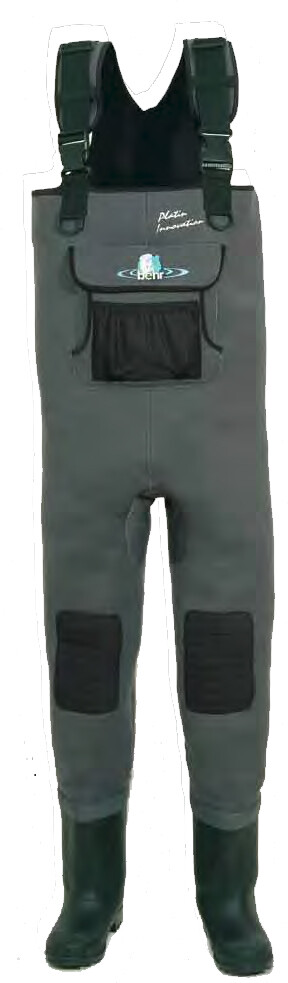 Behr Angeln Nylon PVC Wathose Profil 61503