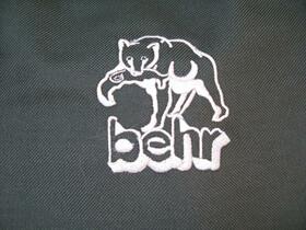 Allround und Setzkeschertasche von Behr
