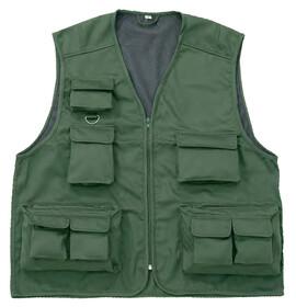 Behr Anglerweste mit 11 Taschen / Gr. M-XXXL