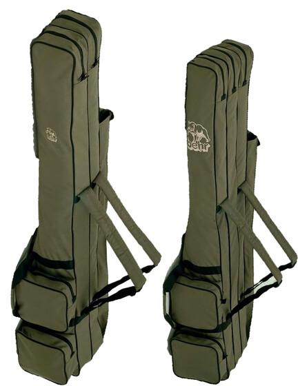 Rutentasche Futteral für 2 und 3 Ruten 1,05m bis 1,90m