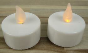 LED Teelicht 2er Set inkl. Batterien