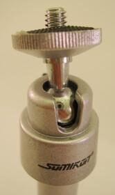 Kamerastativ mit starker Saugnapf-Halterung, 13cm lang