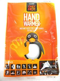 OnlyHot / MyCoal Handwärmer Taschenwärmer 5 Paar f. 7 Std. Wärme im Hamsterpack