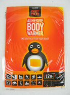 OnlyHot MyCoal Body Wärmer Korperwärmer bis zu 12 Std. Wärme selbstklebend