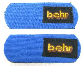 Neopren Klettbänder Rutenbänder / Mini-ExtraSmall