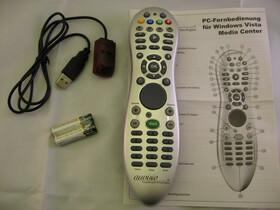 PC-Fernbedienung Media Center Edition