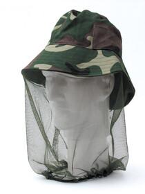 Moskito & Mücken Netz / Hut mit Netz