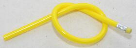 XXL Bleistift 30cm lang extrem biegsam gelb