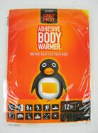 40 Stück / OnlyHot MyCoal Body Wärmer Korperwärmer bis zu 12 Std. Wärme selbstklebend