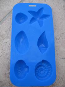 Silikon Motiv Eiswürfel 3er-Set mit verschiedene Formen