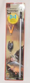 Bissanzeiger Set 3in1 - Bissanzeiger mit Batterie,...