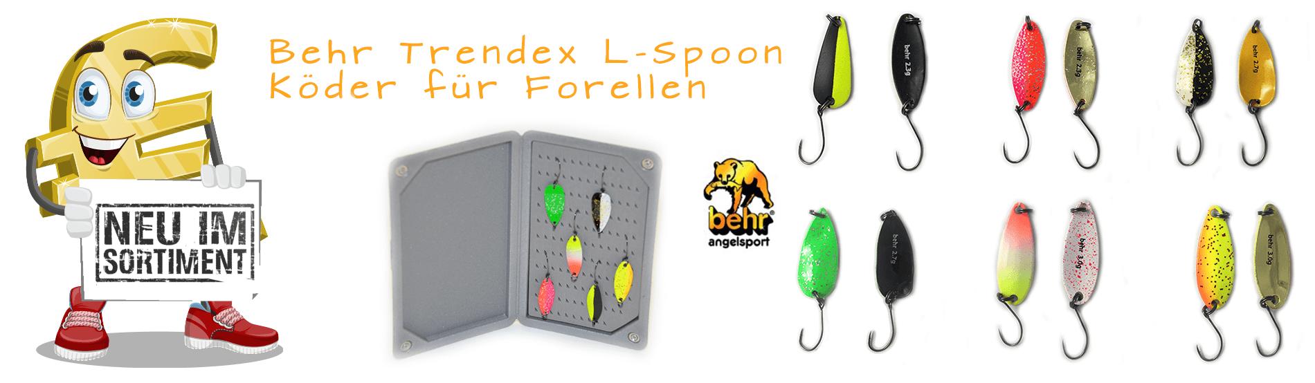 Behr Trendex L-Spoon Köder